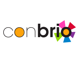 graphic design Conbrio logo