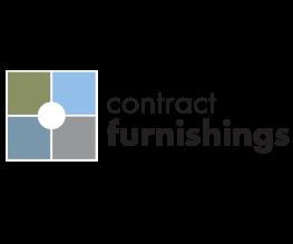 graphic design Contract Furnishings logo