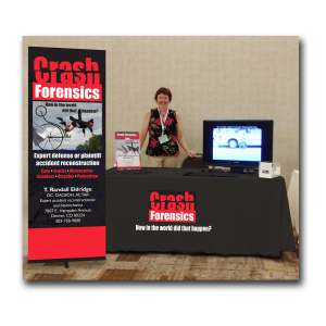 graphic design Event Booth