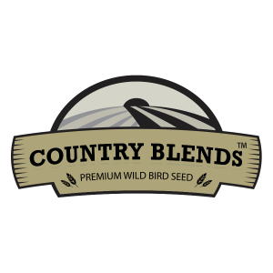 graphic design Country Blends logo