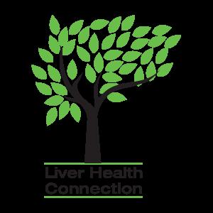graphic design Liver Health Connection logo